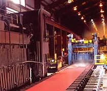 hot steel rolling mill plants